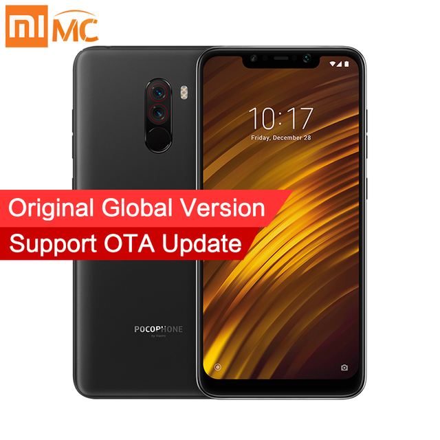 """Versión Global Original Xiaomi teléfono móvil F1 6 GB 128 GB Snapdragon 845 de 6,18 """"Pantalla LiquidCool 20MP frente rápido de la cámara carga 3,0"""