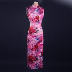 2016 Новинка! Китайский стиль латинские танцы платье женские спандекс печати латинские танцы платье Sexy Lady латинские танцы платья с короткими