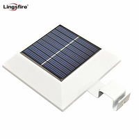 Outdoor Solar Light Super Bright LED Wall Light Motion Sensor Wireless Security Lighting Porch Motion Activated