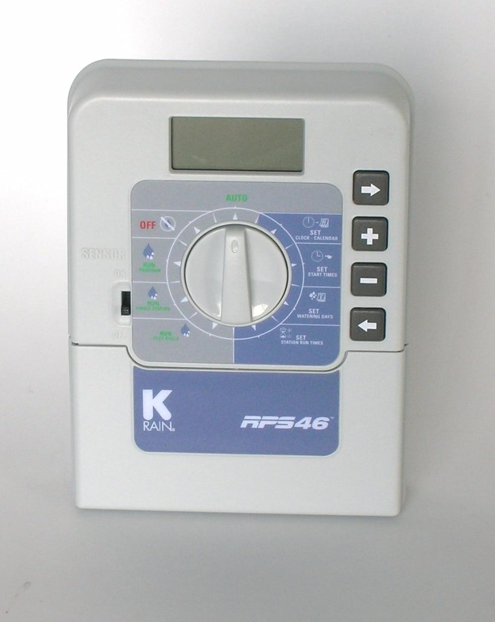 United States Details about  K Rain RPS 46  professional irrigation controller 4 station 220voltage|control cctv|irrigation device|irrigation drip - title=