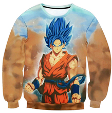 SICK Dragon Ball Hoodies Collection #1 ( 7 Types )