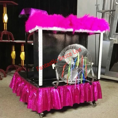 Fan Levitation - Stage Magic
