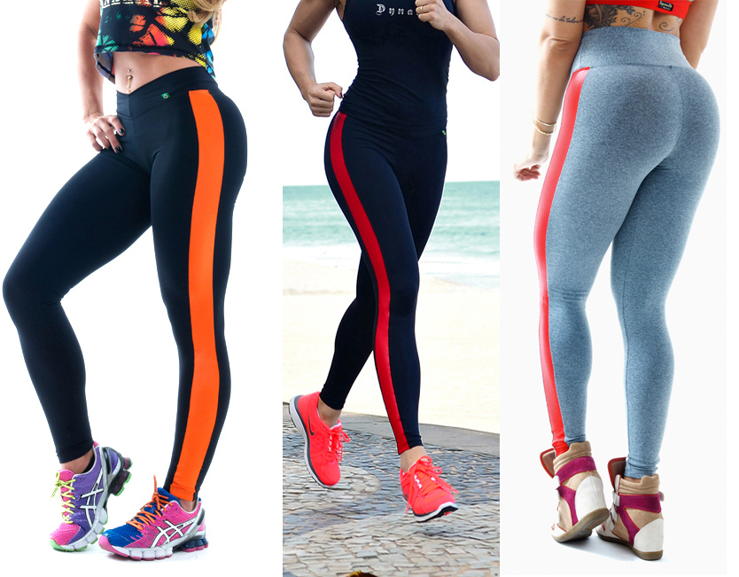 7b8534e269c1fb 2014 new fashion High Waist leggings for women,leather strips Patchwork  beside Sporting Gym Yoga Pants Stretched Fitness