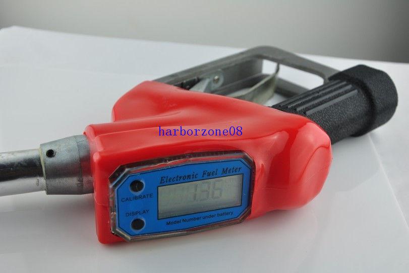 Üzemanyag-benzin dízel benzinolaj szállító pisztoly fúvóka - Mérőműszerek - Fénykép 5