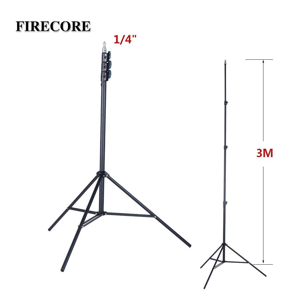 FIRECORE Metal Tripod 3M Laser Level Nivel Laser Tripod for Laser Level 4 Knots Adjustable 1