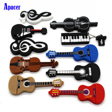 Apacer Musical Instruments pendrive 8gb 16gb 32gb 64gb USB flash drive