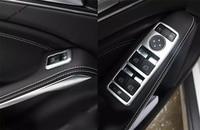 Yimaautotrims Interior For Mercedes Benz C CLASS W204 Sedan 2011 2012 2013 ABS Armrest Window Glass Lift Button Panel Cover Trim