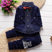 Children S Clothing 2017 Spring And Autumn New Children S 100 Cotton Long Sleeved Shirt Trousers