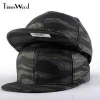[TIMESWOOD] Brand Camo Snapback Caps 2017 New Hip Hop Hats For Men Women Camouflage Baseball Cap Style Trucker Bone Aba Reta