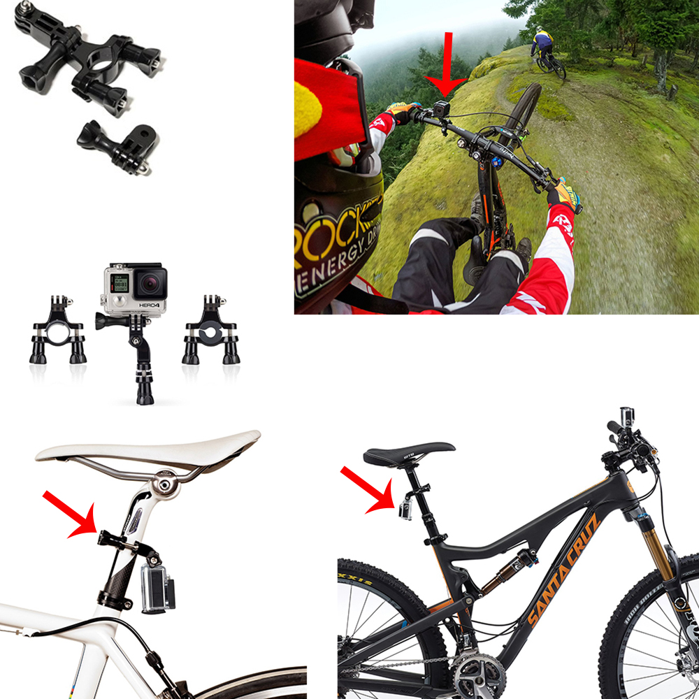 Bicycle Roll Bar Mount-New