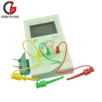 1 قطعة شاشة الكريستال السائل MK 328 TR ل LCR ESR تستر الترانزستور الحث السعة المقاومة ESR متر-في ملحقات وقطع غيار أجهزة من أدوات على