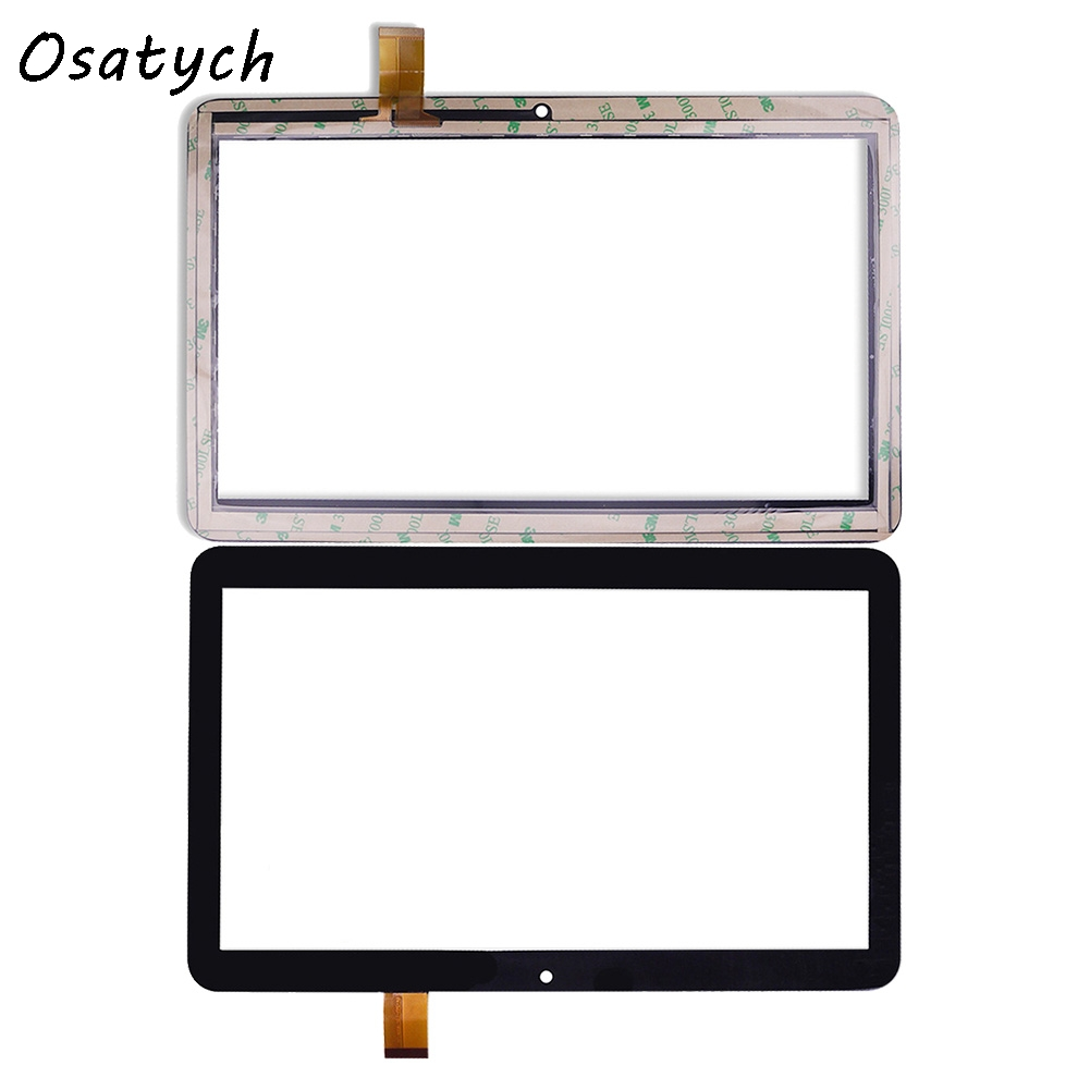 New 10.1Inch Black Touch Screen For RoverPad Air Q10 3G Tablet A1031 Digitizer Panel Sensor Glass Replacement with Repair Tools replacement touch screen digitizer glass for lg p970 black
