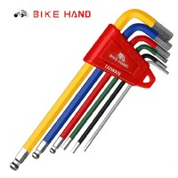Hex Key Ball End Set Bicycle Repair Tools Multi color Bike Allen Wrench MTB Road Multifunction Hand Tools 2/2.5/3/4/5/6mm|Bicycle Repair Tools|Sports & Entertainment -