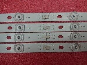 Image 4 - 新 5 セット = 40 個 LED ストリップの交換 lg LC420DUE 42LB3910 イノテック YPNL DRT 3.0 42 インチ AB 6916L 1710A 1710B 1956E 1957A 1956B