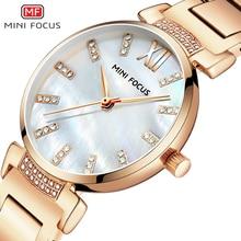 MINIFOCUS Women Watches Luxury Brand Fashion Quartz Ladies R