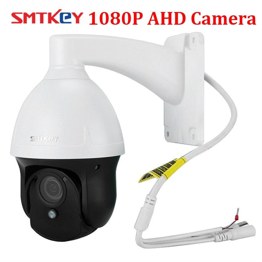 1080 P Full HD SMTKEY 2.8-8mm otomatik odaklama PTZ Zoom Kamera Mini 2MP Dome PTZ AHD Kamera1080 P Full HD SMTKEY 2.8-8mm otomatik odaklama PTZ Zoom Kamera Mini 2MP Dome PTZ AHD Kamera