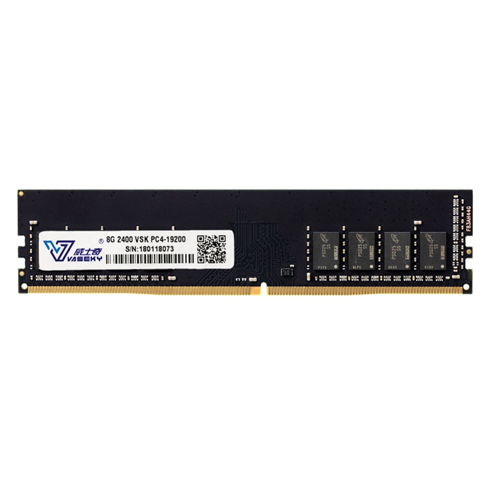 Ram DDR2 DDR3 2 GB 1333 MHz ou 1600 MHz ordinateur de bureau de mémoire 240pin 1.5 V vendre 4 GB/8 GB nouveau DIMM
