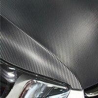 1.27X10M/Roll Black 3D carbon Fiber sticker for Car Motorcycle Sticker 3D carbon Fiber Wrapping film