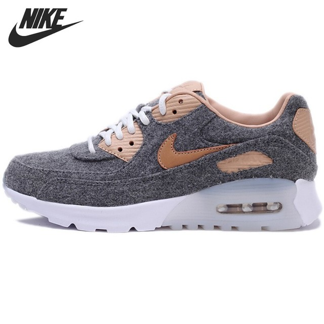 reputable site 35ecd af7a5 Original NIKE AIR MAX 90 ULTRA PRM Women s Running Shoes Sneakers