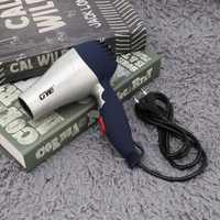 Mini Portable Foldable Handle Compact 1500W Hair Dryer Blow Dryer Hot Wind Low Noise Long Life for Outdoor Travel