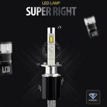 TINSIN ILUMINAÇÃO h1 led farol 6000 K 3000 K 4300 K lâmpadas para carros 40 w 4800lm