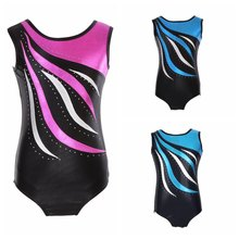 Aolikes Ballet Dance Dress Children Training Biketard Dancewear Practice  Costume 8822eb2565d