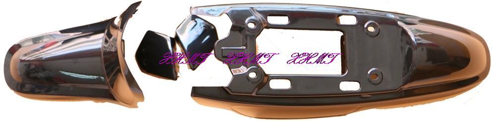 Yamaha PW50 PY50 PW 50 purple Plastic Fender Body Seat Gas Tank Kit