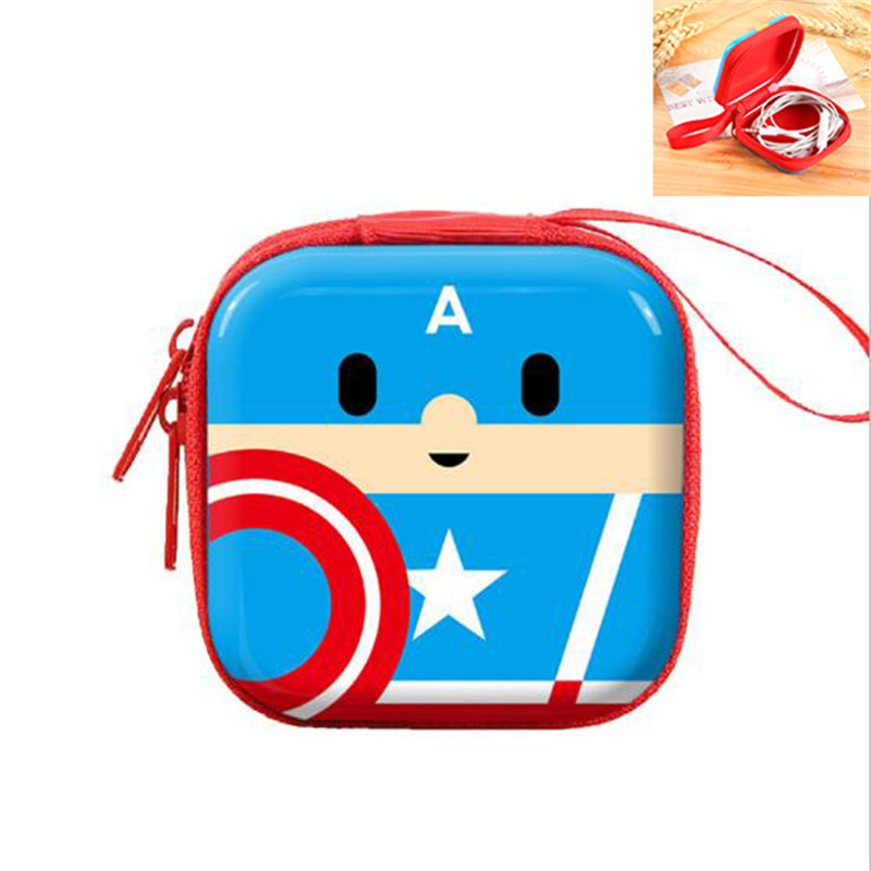 Pls Buy it!!!Hot Marvel Avengers Captain America Spiderman Superman Batman Figures Toys Gift For Adults&Kids Bags image