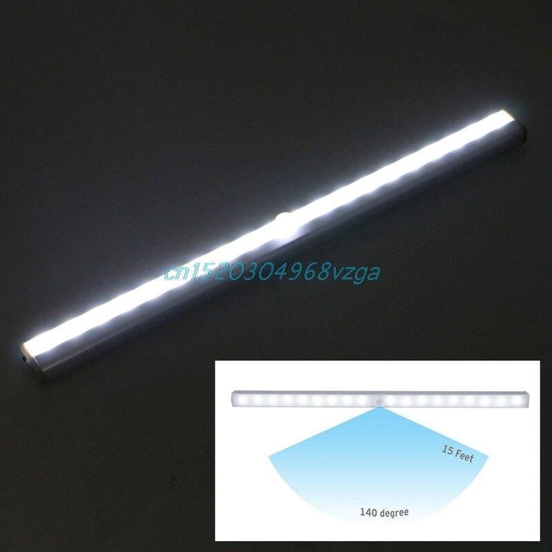 Luzes da Grade luz do armário pir lâmpada Modelo Número : Rechargeable