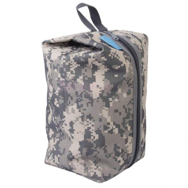 2e85bfc002 Women Men Camo Toiletry Bag Travel Shaving Kit Make Up Case Zippered Tote  Cosmetic Organizer Storage Handbags Multifunction Bag