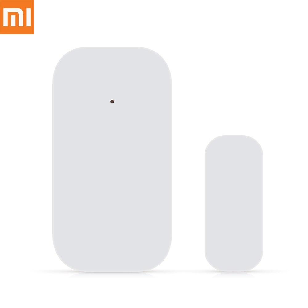 XIAOMI Aqara Inteligente Janela Da Porta Sensor de alarme Inteligente da Segurança Home Equipamentos com Conexão Sem Fio ZigBee