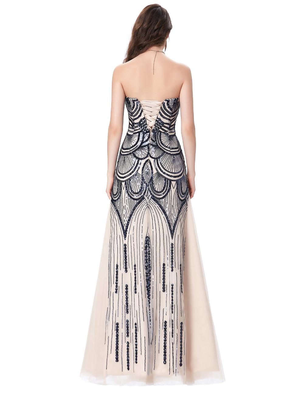 HTB1EZgdKFXXXXcvXXXXq6xXFXXXWStrapless Special Occasion Dress