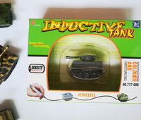 FREE SHIPPING MINI Magic Pen Inductive Fangle Children S Tank Toy Car