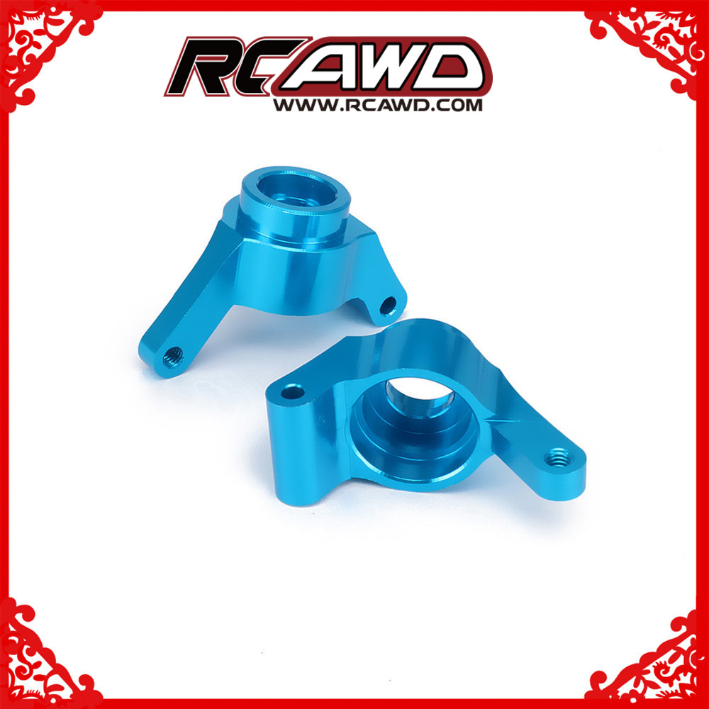 2pcs Alloy aluminum Rear hub carrier(l/r) M604(23604) for rc car 1/18 Himoto E18 truck bugg on-road upgraded hop-up parts2pcs Alloy aluminum Rear hub carrier(l/r) M604(23604) for rc car 1/18 Himoto E18 truck bugg on-road upgraded hop-up parts