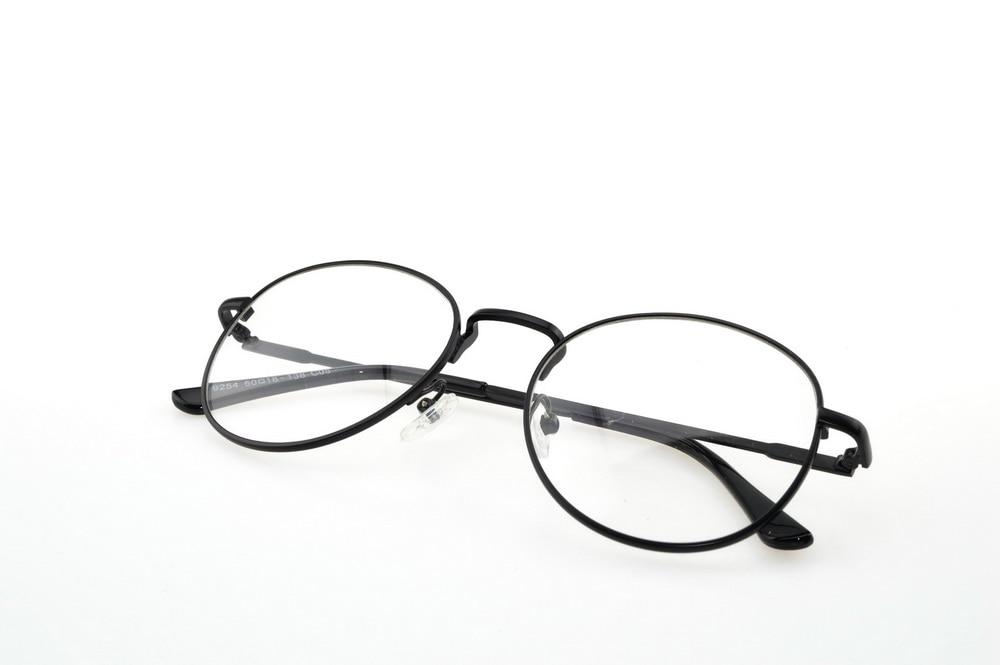 1 To-6 Baroque Palace Style Silver Round Designer Frame Full-rim Optical Custom Made Prescription Myopia Glasses Photochromic Women's Glasses