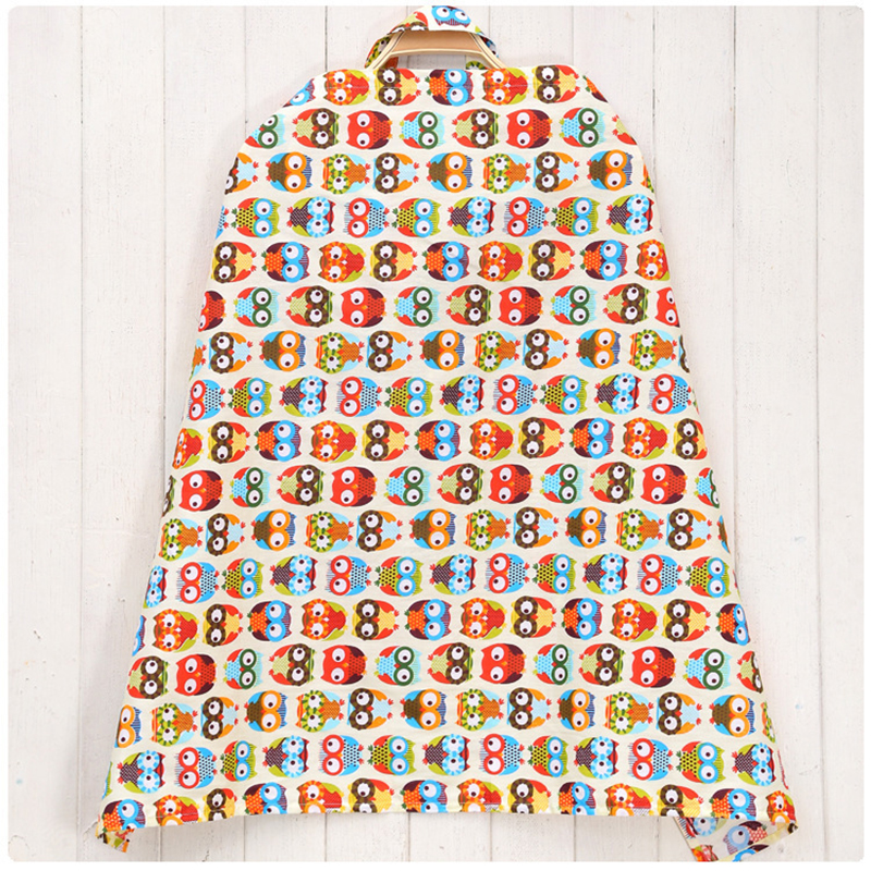 Breastfeeding Cover Baby Infant Breathable Cotton Muslin nursing cloth L large size big Nursing Cover YYT330