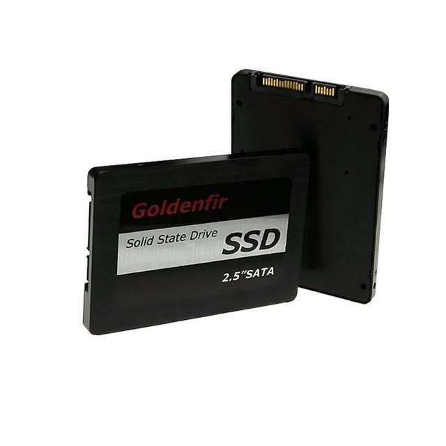 Más bajo precio SSD 32 GB 120 GB 240 GB SSD unidad de estado Sólido de 2.5 unidad de disco duro de 120 gb SSD 3 estilo interno para el ordenador portátil de escritorio