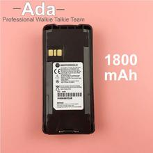 PMNN4081AR 7.4V 1800mAh Li-ion Rechargeable Battery Pack for Moto CP1660 CP1300 CP1200 CP1308 EP350 CP185 Walkie talkie