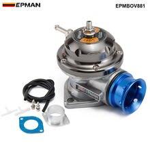 EPMAN предохранительный клапан BOV Тип Rs алюминиевый jdm Универсальный пользовательский Diy Регулируемый EPMBOV881