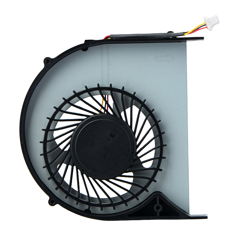 3Pin Notebook Computer Replacements Cpu Cooling Fans Fit For DELL 7537 Laptops Cooler Fan