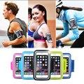 Universal sport running impermeable del teléfono case para iphone 5s 5 se gym sport cubierta holder bolsa del teléfono casos para 6 6 s 7 Plus