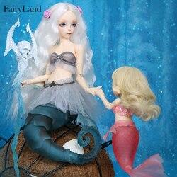 Кукла-Русалочка сказочная, 1/4 bjd, sd, для девочек и мальчиков, глаза, высокое качество, магазин игрушек, смолы