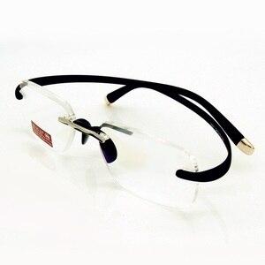 Image 2 - SUMONDY יוקרתי מאוד גמיש מקדש קריאת משקפיים גברים נשים משקפיים מגדלת ראיית משקפי Presbyopic R104