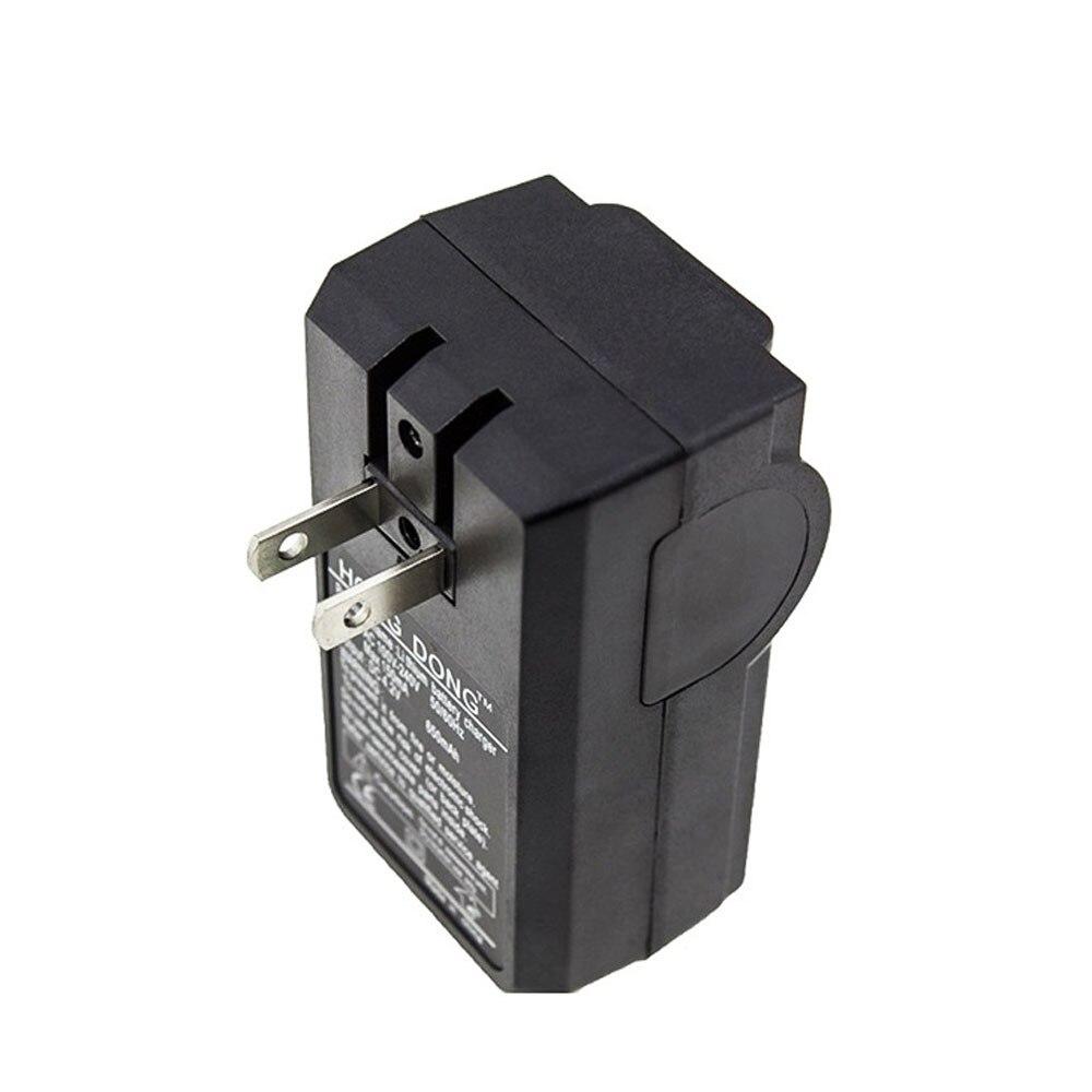 NºTop Qualité Universelle Double Batterie 18650 Chargeur Pour