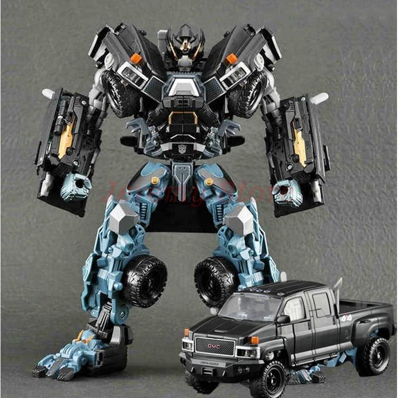Classic HSB Transformation Ironhide Film Movie Dark Of The Moon Leader Truck model Leader KO Action