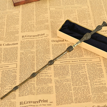 OHCOS New Metal Core Albus Dumbledore Magic Wand/ Harry Potter Magical Wand/ High Quality Gift Box Packing
