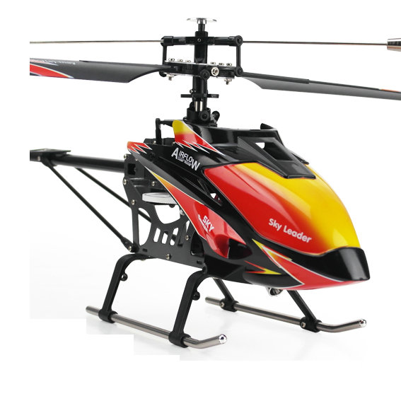 WL toys V913 Sky Dancer 4Channels FP Helicopter 2.4GHz w/ Built-in Gyro v913 toys rc helicopter model Free Shipping wlholesale18pcs wl toys v913 spare part kits blade tail motor socket connect buckle main shaft for v913 rc helicopter