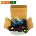 CNSUNNYLIGHT AC 12V 55W H1 H3 H7 H8/H9/H11 9005/HB3 9006/HB4 880/881 5202 Globes Bulb Headlights Xenon HID Conversion Lamp