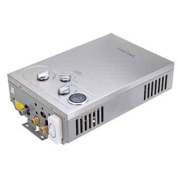 Jetzt usd70! 8L Lpg Heißer Tankless Gas-wasser-heizung Instant-kessel Edelstahl Lpg Wasser Heizung Lcd Ce Genehmigt