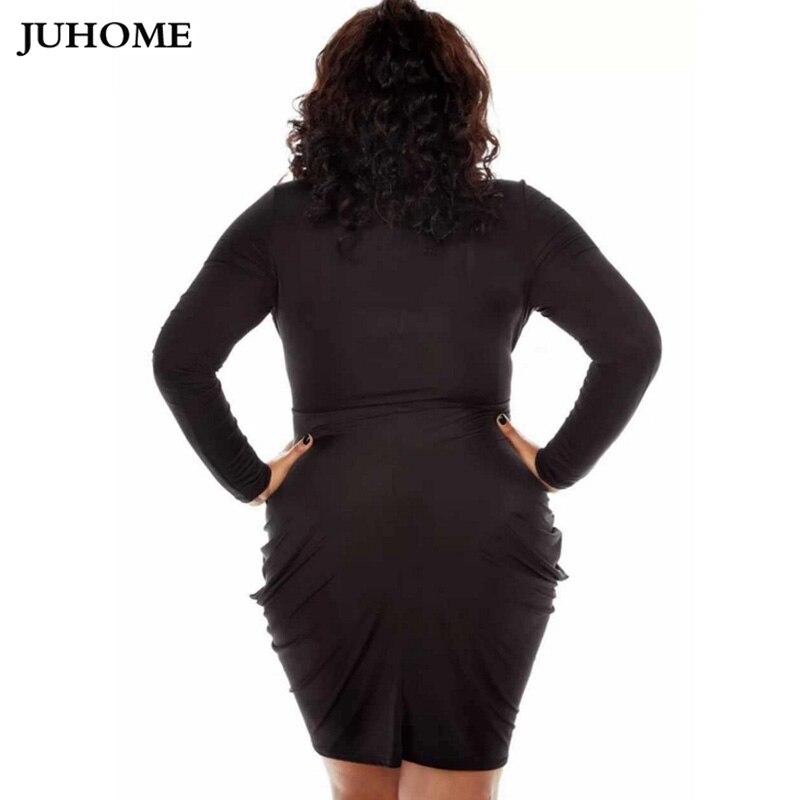 a41187e61065a4 € 10.58 20% de réduction|3xl grande taille femmes vêtements été robe rouge  femme tunique grande taille 2018 Sexy Bandage robe tenue de club ...